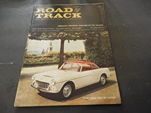Road and Track Dec 1959, Valiant, Fiat-