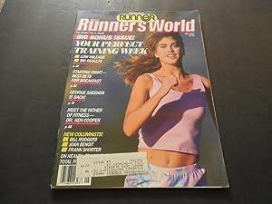 Runners World, May 1987, Dr. Ken Cooper,