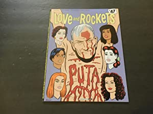Love And Rockets #47 Apr 1995 Fantagraphics Books