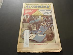 Auto Week Oct 28 1972, Stewart Sweeps