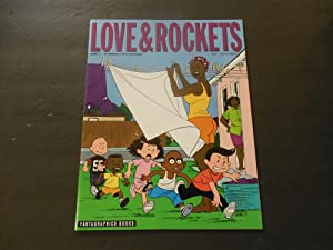 Love And Rockets #37 Feb 1992 Fantagraphics Books