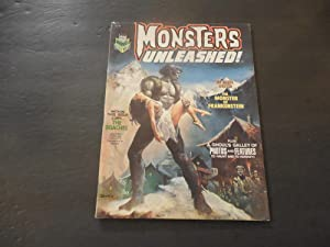 Monsters Unleashed! #2 Sep 1973 Bronze Age BW Marvel Magazine