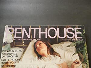 Penthouse Aug 1973 Terrorism (Then, Not Now);