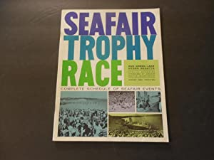 Seafair Trophy Race And Green Lake Hydro