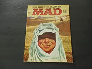 MAD #86 Apr 1964 Alfred Of Arabia Silver Age Silliness From EC Comics