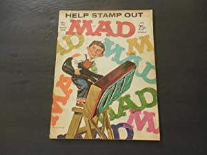 MAD #78 Apr 1963 Help Stamp Out MAD Silver Age Silliness EC Comics