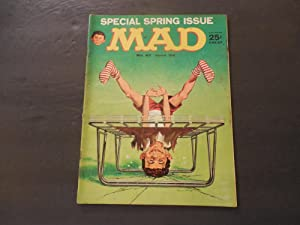 MAD #87 Jun 1964 MAD Spring Issue Silver Age Silliness EC Comics