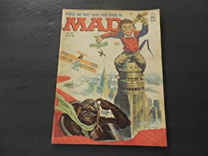 MAD #94 Apr 1965 MAD Goes Ape Silver Age Silliness EC Comics