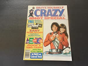 Crazy #49 1979 Mork Mindy Bronze Age Silliness From Marvel Comics