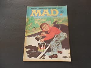 MAD #96 Jul 1965 Middle Of The Road Silver Age Silliness EC Comics