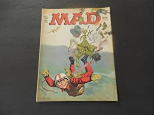 MAD #106 Oct 1966 MAD Let's Go Silver Age Silliness EC Comics