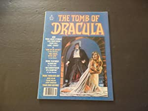 Tomb Of Dracula #3 Feb 1980 Bronze Age BW Marvel Magazine
