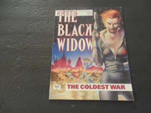 Marvel Graphic Novel Apr 1990 The Black Widow The Coldest War