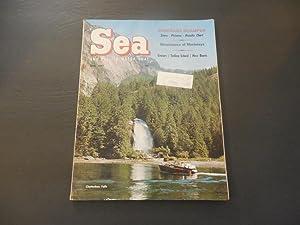 Sea And Pacific Motor Boat Jun 1963