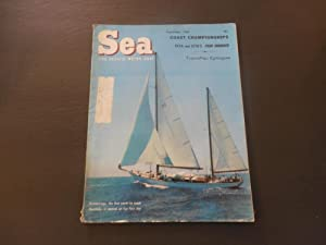 Sea And Pacific Motor Boat Sep 1963
