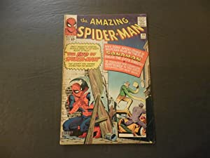 Amazing Spider-Man #18 Nov 1964 Silver Age Marvel Comics Sandman