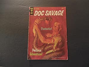 Doc Savage #1 1966 Silver Age Gold Key Comics