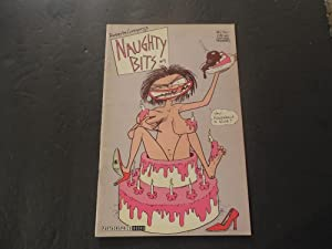 Naughty Bits #9 Jun 1993 Modern Age Fantagraphic Books Roberta Gregory