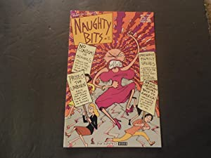 Naughty Bits #8 Feb 1993 Modern Age Fantagraphic Books Roberta Gregory