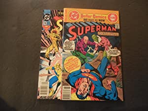 Legacy Of Superman #1 1993 DC Special Series #5 1977 DC Comics
