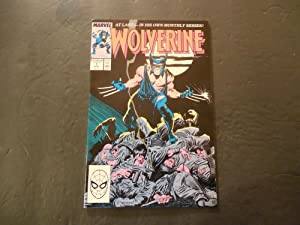 Wolverine #1 Nov 1988 Copper Age Marvel Comics