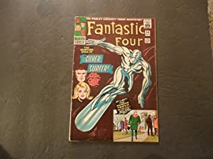 Fantastic Four #50 May 1966 Silver Age Marvel Comics
