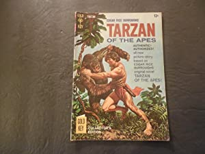 Tarzan Of The Apes #155 Dec 1965 Silver Age Gold Key Comics
