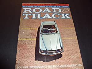 Road and Track July 1963 Tests: Morgan
