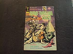 Spine Tingling Tales #1 May '75 Bronze Age Gold Key Comics