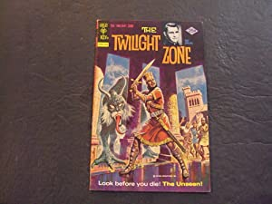 Twilight Zone #65 Aug '75 Bronze Age Gold Key Comics