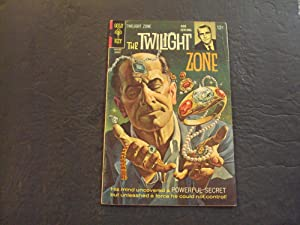 Twilight Zone #24 Jan '68 Silver Age Gold Key Comics