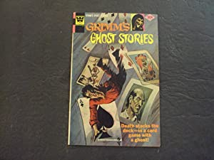 Grimm's Ghost Stories #37 May '77 Bronze Age Gold Key Comics