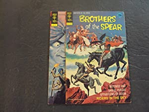 2 Iss Brothers Of The Spear #4-5 Bronze Age Gold Key Comics