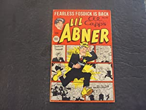 Al Capp's Li'l Abner #95 Sep '54 Golden Age Toby Press Comics