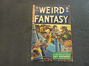 Weird Science Fantasy #19 May-Jun '53 Golden Age EC Comics