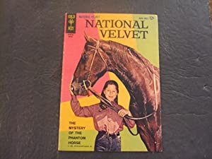 National Velvet #2 Mar '63 Silver Age Gold Key Comics