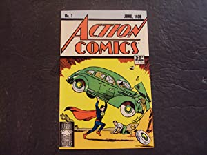 REPRINT Action #1 REPRINT 1988 Copper Age DC Comics