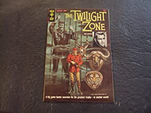 Twilight Zone #27 Dec '68 Silver Age Gold Key Comics