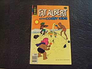 Fat Albert And The Cosby Kids (Quaalude Anyone?) #26 Aug '78 Bronze Age Gold Key Comics