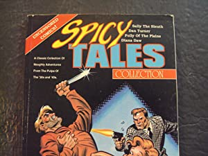 Spicy Tales Collection 1st Print 1989 Copper Age Malibu Graphics Adult Comic