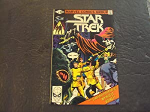 Star Trek #4 Jul '80 Bronze Age Marvel Comics