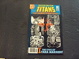 Tales Of The Teen Titans #42 May '84 Copper Age DC Comics