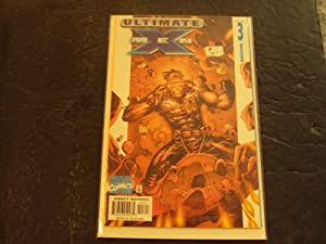 Ultimate X-Men #3 Modern Age Marvel Comics