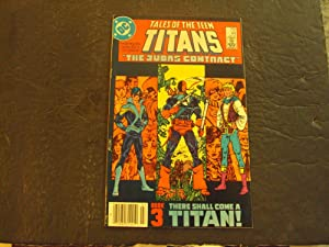 Tales Of The Teen Titans #44 Jul '84 Copper Age DC Comics