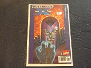 Ultimate X-Men #6 Modern Age Marvel Comics