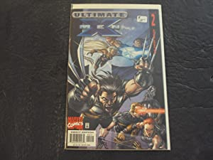 Ultimate X-Men #2 Modern Age Marvel Comics