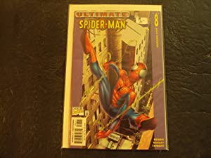 Ultimate Spider-Man #8 Modern Age Marvel Comics