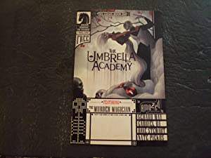 The Umbrella Academy Free Comic Book Day Modern Age Dark Horse Comics