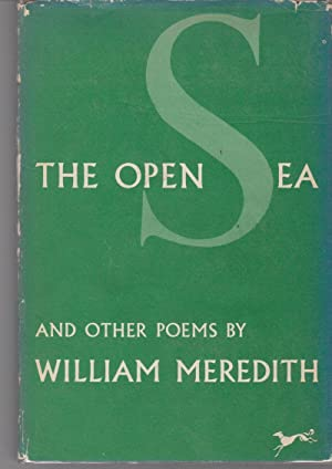 The Open Sea: Meredith, William