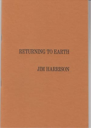 Returning to Earth: Harrison, Jim